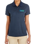 Ash City Core 365 Ladies Express Microstripe Performance Polo