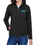 Ash City Core 365 Ladies' Cruise Two-Layer Fleece Bonded Soft Shell Jacket