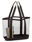 Liberty Bags Large Clear Tote