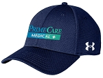 Under Armour Curved Bill Solid Cap